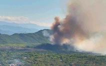 Trong 1 buổi chiều, 4 đám cháy lớn bùng lên ở Huế thiêu rụi 100ha rừng