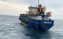 Vận chuyển xăng dầu trái phép bằng đường biển