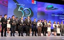 Novaland vào top 50 Công ty kinh doanh hiệu quả
