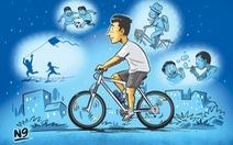 Đạp xe để hòa mình với thiên nhiên