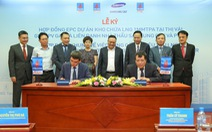 PV GAS ký kết các hợp đồng hợp tác quan trọng