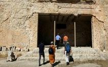 'Lăng mộ các vị vua' ở Jerusalem chính thức mở cửa trở lại