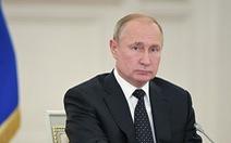 Tổng thống Putin trải lòng về chuyện 'người kế thừa'