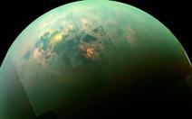 Tàu NASA thăm dò sự sống trên mặt trăng sao Thổ