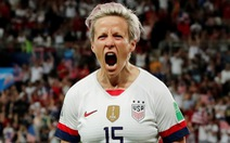Video Mỹ hạ gục Pháp ở tứ kết World Cup nữ 2019