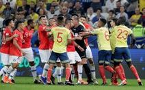 2 lần được VAR 'cứu', Colombia vẫn thất bại 4-5 trước Chile trên chấm 11m