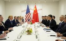 Mỹ không áp thêm thuế lên hàng Trung Quốc 'ít nhất vào lúc này'
