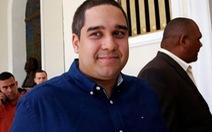 Mỹ trừng phạt con trai tổng thống Venezuela