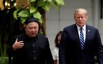 Ông Trump đề xuất gặp ông Kim cuối tuần này tại khu DMZ