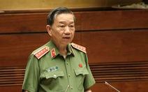 Bộ trưởng Tô Lâm: Kiên quyết loại trừ chiến sĩ công an bảo kê tội phạm