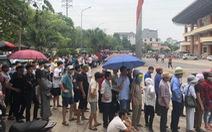 Xếp hàng mua vé xem tuyển U23 Việt Nam thi đấu tại Phú Thọ