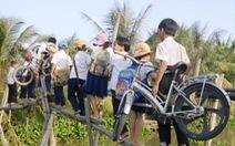 Kết nối con đường đến trường tới trẻ em vùng khó khăn
