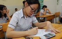 Gợi ý bài giải môn toán thi lớp 10 TP.HCM