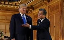Ông Trump có thể gặp lãnh đạo Triều Tiên trong hôm nay