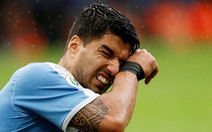 Video ba lần Uruguay bị trọng tài từ chối bàn thắng