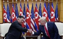 Mỹ và Triều Tiên đồng ý quay lại đàm phán sau cuộc gặp lịch sử tại DMZ