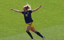 Video trận Đức thua Thụy Điển 1-2 ở tứ kết World Cup nữ 2019