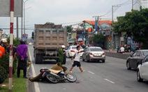 Lại tai nạn chết người do chạy xe máy vào làn ôtô ở quốc lộ 51