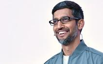 Tự thấy lương quá cao, CEO Google từ chối nhận cổ phiếu thưởng