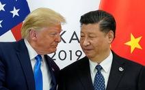 Mong manh đình chiến Mỹ - Trung