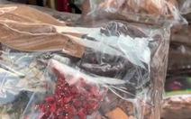 Phát hiện, tiêu hủy trên 4 tấn thuốc Amakông không rõ nguồn gốc