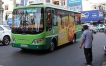 Quảng cáo trên xe buýt TP.HCM: Chủ nhãn hàng có thể trực tiếp đấu giá