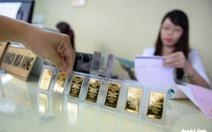 Giá vàng thế giới tăng lại, trong nước rút ngắn khoảng cách với thế giới