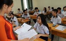 Điểm thi lớp 10 TP.HCM: dự báo nhiều điểm 9, 10 lẫn điểm 5