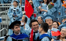 Mỹ thừa nhận siết visa, chỉ đón du học sinh Trung Quốc 'tới để học'