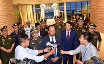 'Nói Việt Nam xâm lược Campuchia, chúng tôi muốn ông ấy phải cải chính'