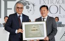 Trung Quốc được chọn làm nước chủ nhà Asian Cup 2023