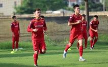 Tuyển U22 Việt Nam sẽ đấu tập với CLB Viettel