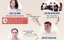 Gian lận thi cử Hà Giang: một người nâng điểm cho hơn 100 thí sinh