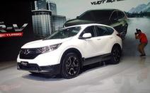 Yêu cầu Honda VN giải trình xe CR-V bị khóa cứng chân phanh