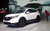 Honda VN nói về 'lỗi' phanh mẫu xe CRV 2019: Không đặt nhẹ chân lên phanh liên tục