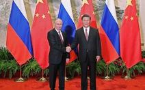 Ông Putin: Quan hệ Nga - Trung đã đạt tới 'mức chưa có tiền lệ'