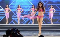 Lần đầu tiên, một cuộc thi sắc đẹp bỏ thi bikini trên sân khấu