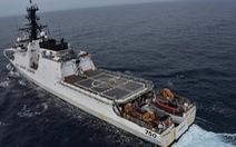 Mỹ điều thêm tàu tuần duyên tới vùng biển gần Triều Tiên