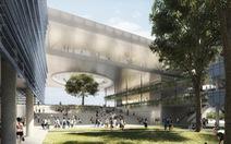 Đại học Fulbright Việt Nam khởi công xây trụ sở chính