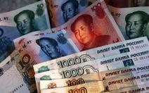 Nga - Trung nhất trí dùng nội tệ giao dịch, giảm lệ thuộc USD