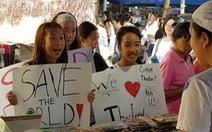 Cô bé 11 tuổi nằng nặc đòi gặp thủ tướng Thái Lan nói chuyện môi trường