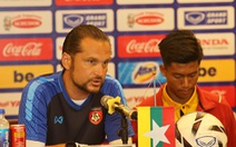 HLV tuyển U23 Myanmar: Việt Nam là ứng viên cho chức vô địch SEA Games 30