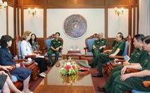 93 cán bộ, sĩ quan tham gia lực lượng gìn giữ hòa bình Liên Hiệp Quốc