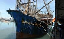 Tàu cá Quảng Nam 'tố' bị tàu Trung Quốc vây áp, cướp 2 tấn mực