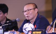 Phóng viên Thái Lan ca ngợi HLV Park Hang Seo