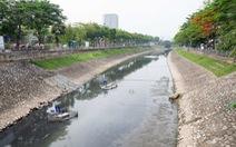 Sông Tô Lịch đẹp như sông Thames, bao giờ?