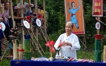 'Báu vật sống' 94 tuổi của bài chòi Bình Định