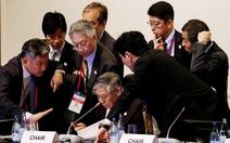 G20 cảnh báo nguy cơ kinh tế, thống nhất quy tắc AI