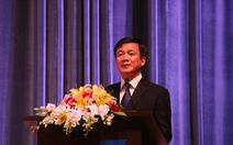 Đề nghị thẩm định chức danh giáo sư của hiệu trưởng ĐH Tôn Đức Thắng