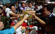 Tuần này Quốc hội biểu quyết thông qua Luật phòng, chống tác hại rượu, bia